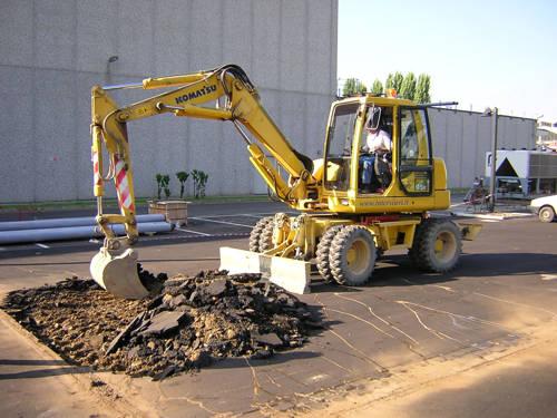 Partono i lavori di manutenzione stradale straordinaria for Ditte traslochi livorno