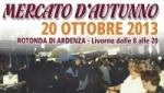mercato d'autunno