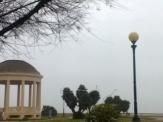 Gazebo pioggia