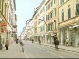 Commercio in centro negozi via Ricasoli