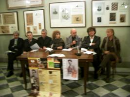 Conferenza Stampa presentazione de L Amico Fritz