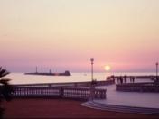 tramonto alla terrazza mascagni