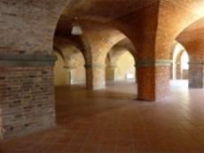 sala degli archi fortezza nuova