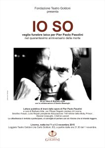 locandina Pasolini 2015